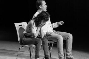 Brenda Planchard et Nicolas Compagnon