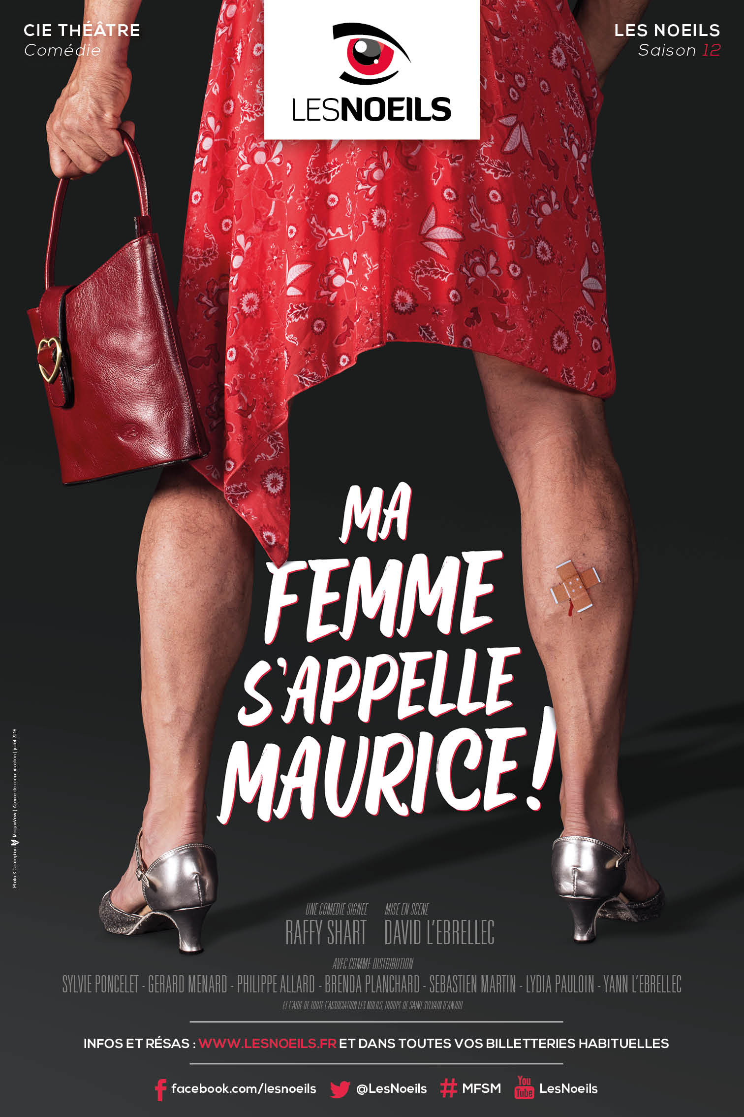 Affiche Ma femme s'appelle Maurice