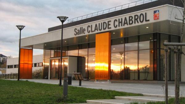 Photo de la salle Claude Chabrol