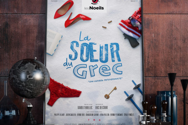 LesNoeils-La Soeur du Grec - Affiche